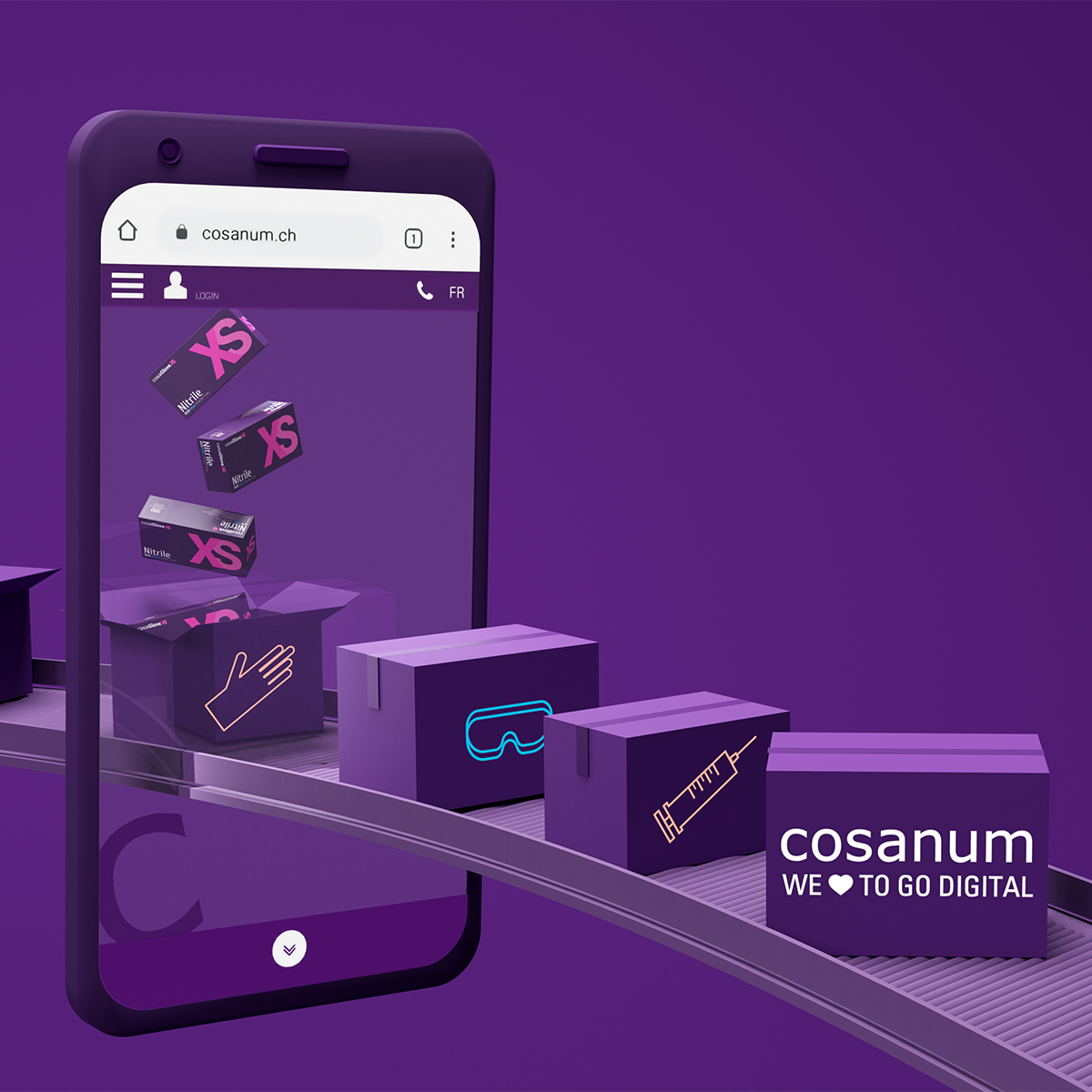 Cosanum Goes Digital